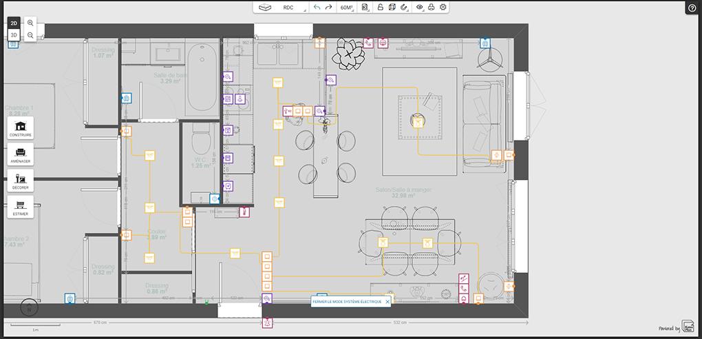 Plan Electrique Maison Logiciel Schema Electrique 3